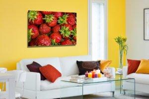 Värviline seinapilt