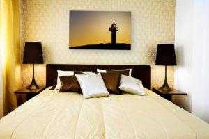Suur pilt magamistuppa